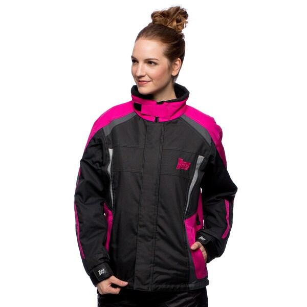 Women's Black Mossi Zest Outdoor Jacket