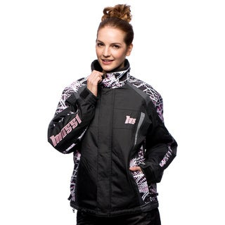 Women's Mossi Zest Black Outdoor Jacket