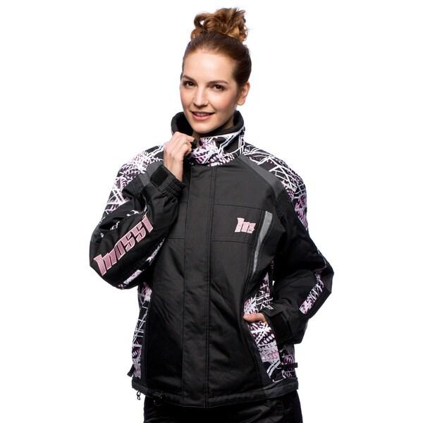 Women's Mossi Zest Black Outdoor Jacket