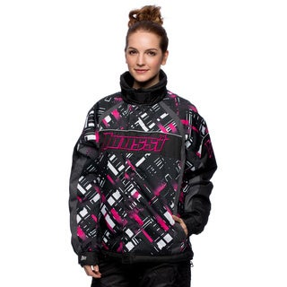 Women's Mossi Iris Black Outdoor Jacket