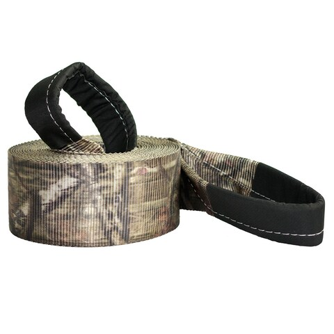 Secure It Mossy Oak Tow and Recovery Strap