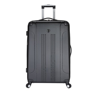 Link to Travelers Club Chicago 28-inch Hardside Expandable Spinner Suitcase Similar Items in Wheeled & Checked Luggage