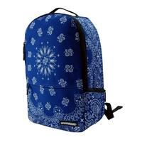 Bandana Deluxe Laptop Backpack Blue