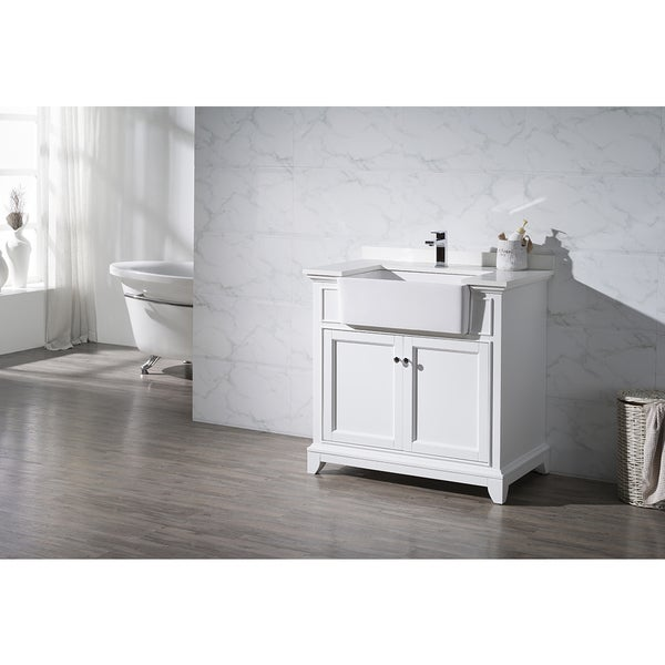 Single Bathroom Vanities from 60inches and wider