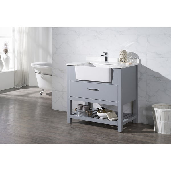 Sink bathroom vanity free shipping today overstock com 17659986