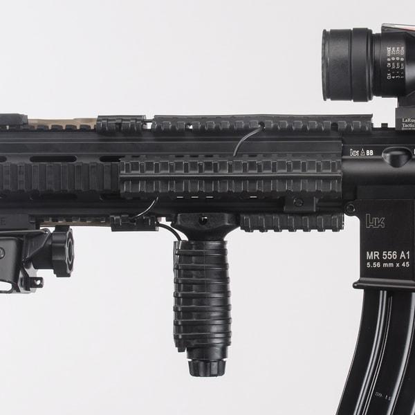 Manta Rails M27 AR FDE Kit
