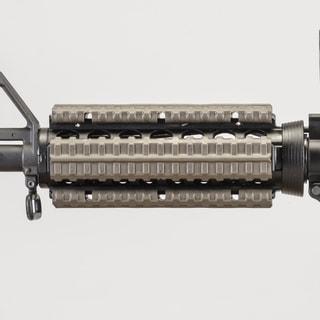 Manta 6-inch Low Profile Wire Routing Rail Guard 3