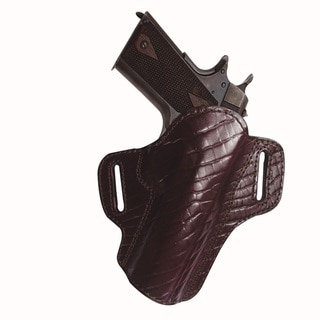 Tagua Premium Open Top Belt Holster Sandw Mandp 9mm