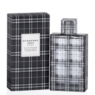 Burberry Brit Men's 3.3-ounce Eau de Toilette Spray