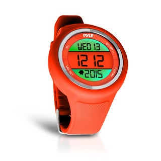 Pyle Go Sport Multi-function Sports Training Watch (Stopwatch, Pedometer, Countdown Timer, Multi-Alarm, Daily Reminders)