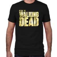 The Walking Dead Logo T-Shirt - Men