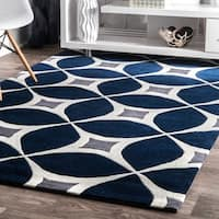 Palm Canyon Kona Handmade Area Rug (8' 6 x 11' 6)