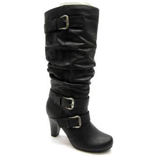 Blue Women`s Davida-S Mid-calf Boots