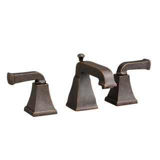 American Standard Widespread Lavatory Faucet - Brown