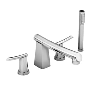 American Standard Green Tea Deck-Mount Tub Faucet with Personal Shower