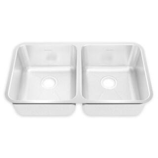 American Standard Prevoir 2-bowl Kitchen Sink
