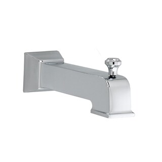American Standard Town Square Brass Diverter Tub Spout - Polished chrome