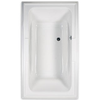 American Standard Town Square Soaking White Bathtub