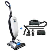 Soniclean VT Plus Upright Vacuum and Handheld Vacuum with Tools (Refurbished)
