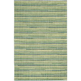 Joseph Abboud Mulholland Peacock Area Rug by Nourison (5' x 7'6)