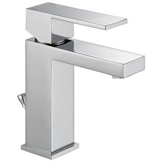 Delta Modern Single Handle Project-pack Lavatory Faucet - Chrome