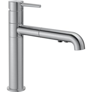 Delta Trinsic Single Handle Pull-out Kitchen Faucet
