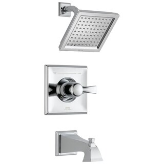 Delta Dryden Monitor 14 Series Chrome Tub and Shower Trim