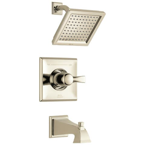 Delta Dryden Monitor 14 Series Tub & Shower Trim T14451-PN Polished Nickel
