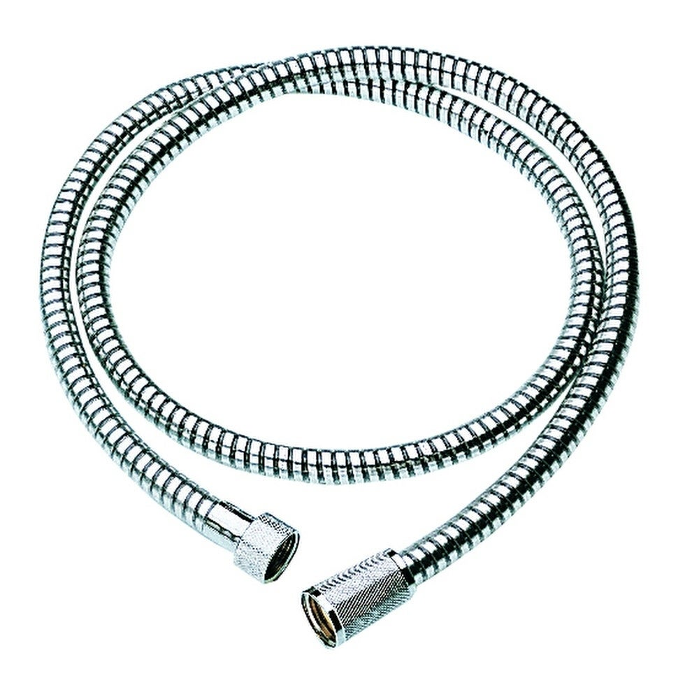 Grohe 59-inch Chrome (Grey) Metal Hose (Starlight Chrome)