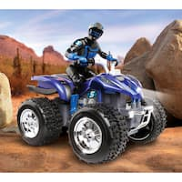 Black Series Radio Controlled All-Terrain Vehicle Sport Squad