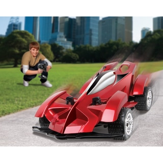 Black Series Radio Controlled All-Terrain Vengeance Race Car