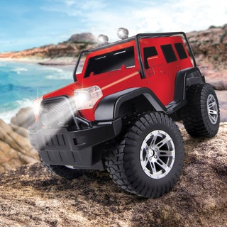 Black Series Radio Controlled Off-Road Explorer
