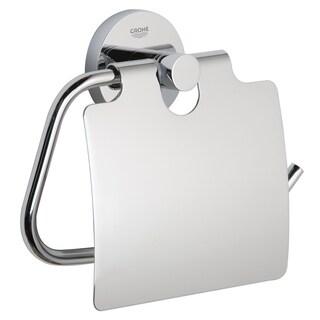 Grohe Essentials Toilet Paper Holder Starlight Chrome 40367000