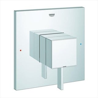 Grohe Eurocube Shower Trim Chrome