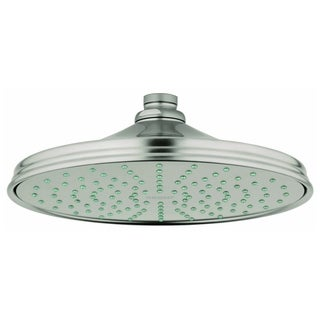 Grohe Retro Showerhead Infiniti Brushed Nickel