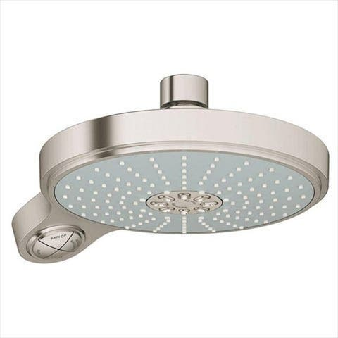 Grohe Power and Soul Showerhead Infiniti Brushed Nickel