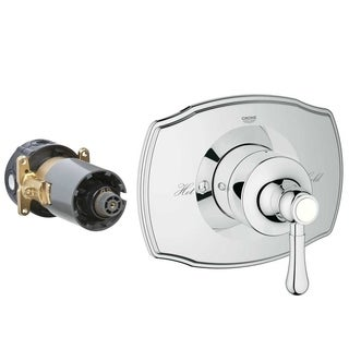 Grohe Grohflex Shower Trim Starlight Chrome