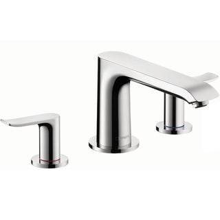 Hansgrohe Trim 3-hole Thermostatic Tub Faucet
