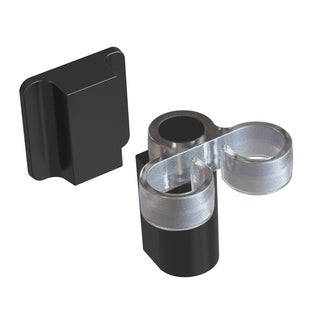 Magisso Pure Black Dish Brush Holder