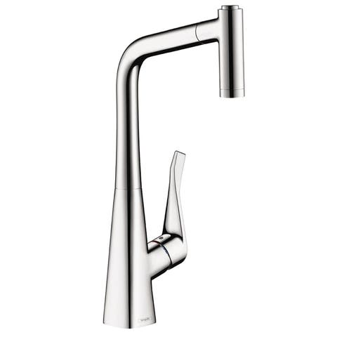Buy Hansgrohe Kitchen Faucets Online At Overstock Our Best