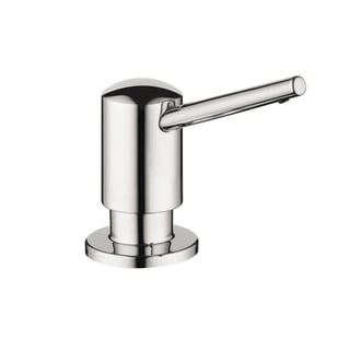 HansGrohe Contemporary Chrome Optick Soap Dispenser