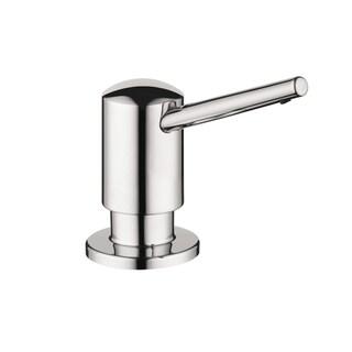 HansGrohe Contemporary Chrome Optick Soap Dispenser