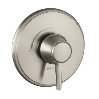 Hansgrohe Metris Shower Trim Nickel