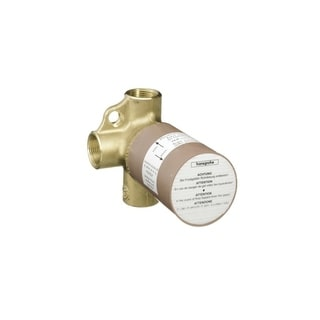 HansGrohe Rough Trio Diverter Valve