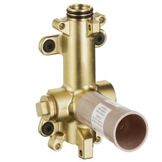 Axor Starck Chrome Shower Rough-in Valves