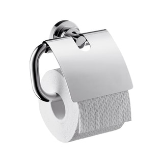 Axor Citterio Chrome Toilet Paper Holder