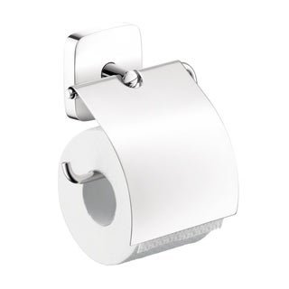 Hansgrohe Puravida Chrome Toilet Paper Holder