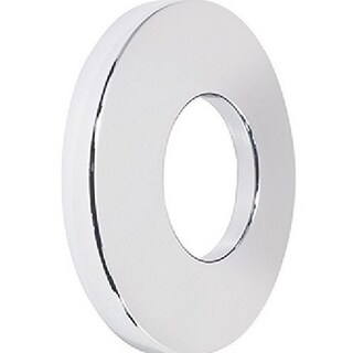 Pfister Brushed Nickel Round Wall Flange