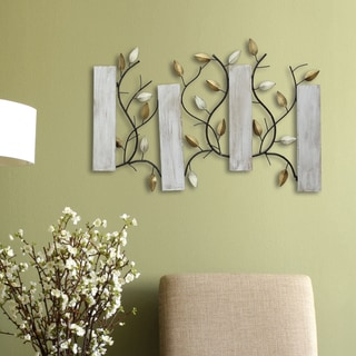 Stratton Home Decor Climbing Vines Wall Decor