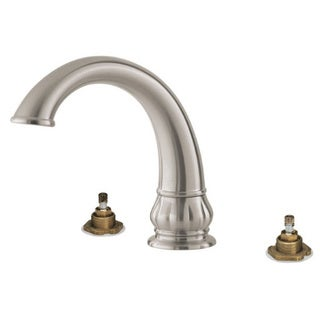 Pfister Treviso 2-handle Brushed Nickel Bathroom Faucet